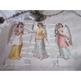 Poezieplaatjes, 3 engelen
