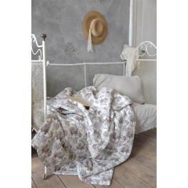 """Quilt """"Roses forever"""" van Jeanne d'Arc Living"""