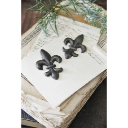 "Ornament ""Franse Lelie"" van Jeanne d'Arc Living"