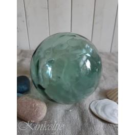 Oude glazen drijver