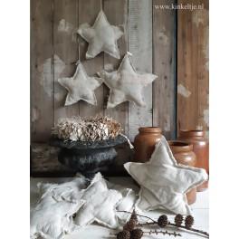 Linnen sterren