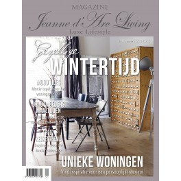 Jeanne d'Arc Living magazine/tijdschrift nr 1-2021