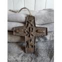 Bronzen Pax Christi kruis