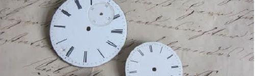 Wekkers, klokken en wijzerplaten
